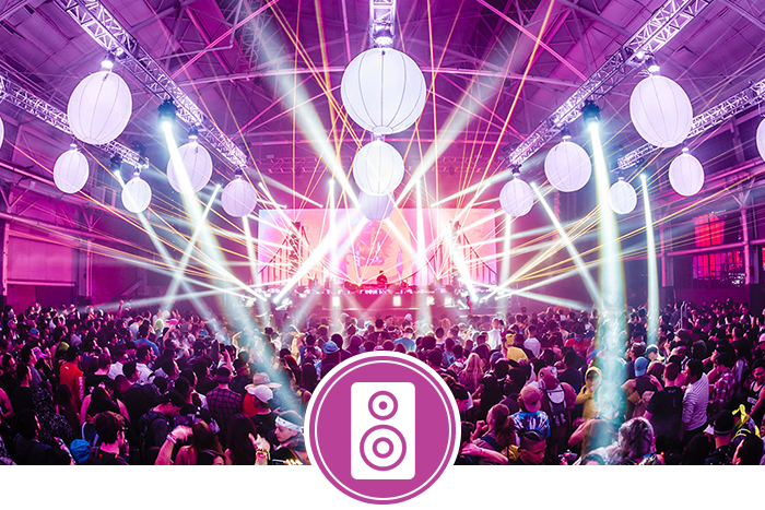 Power and Mobile Lighting Solutions for Events Industry