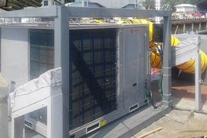 15 Tr Roof Top Chillers on Rent
