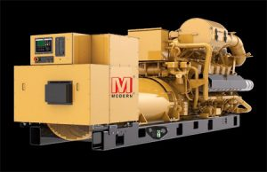 1500KW Gas Generator for Hire