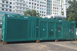 2000KVA Diesel Generator on Hire