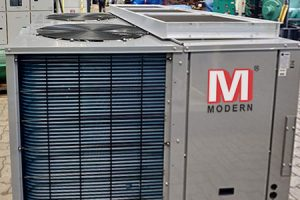 25 Tr Roof Top Chillers on Rent