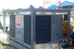 30 Tr Roof Top Chillers on Rent