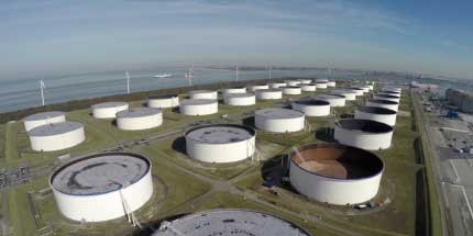 OIL DEPOTS / OIL COLLECTION CENTER