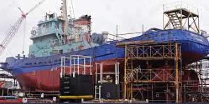 SHIP BULDING /REPAIR