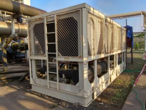 Air Cooled Chillers Rental