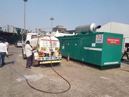 Fuel Management Service