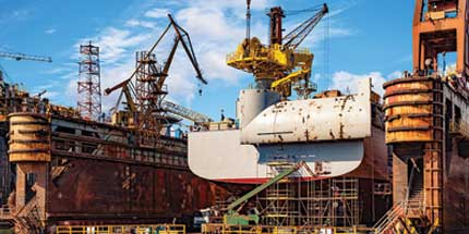 SHIPBUILDING CONSTRUCTION