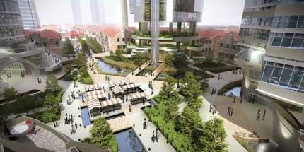 URBAN PLANNING CONSTRUCTION