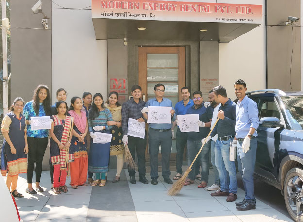 CSR Activity - Swacch Bharat Abhiyaan