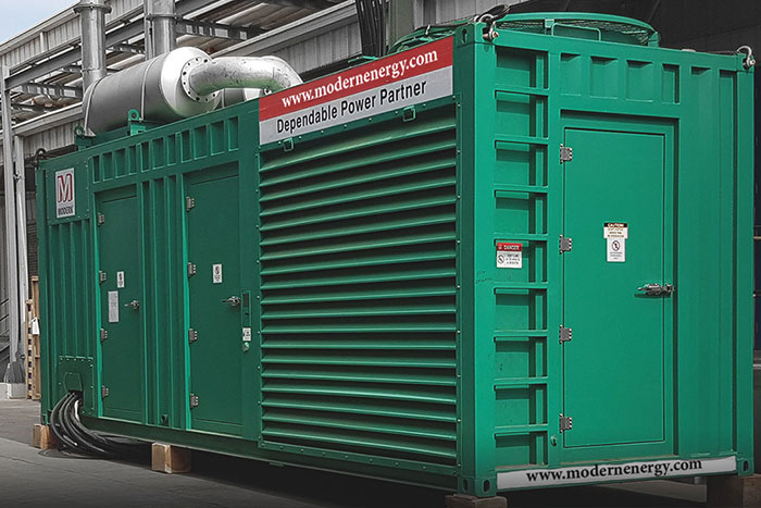 Renting a Generator