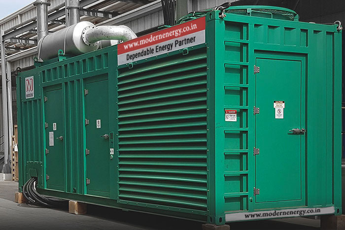 Generator Rental Advantages