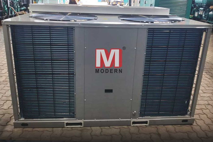 Renting Roof-Top AC Unit
