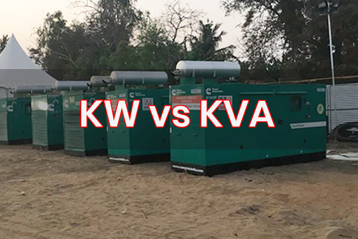 KW vs KVA