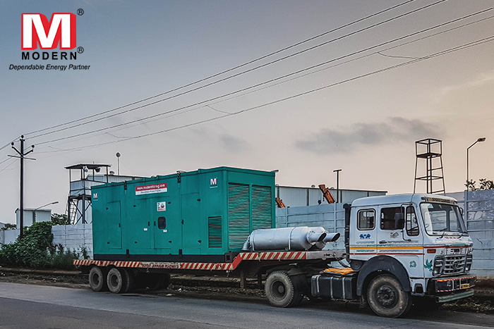 Generator on Rental for Chemical and Pharmaceutical Plants